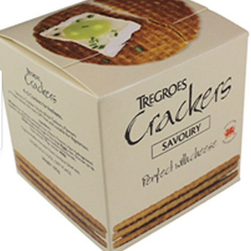 Tregroes Savoury Crackers