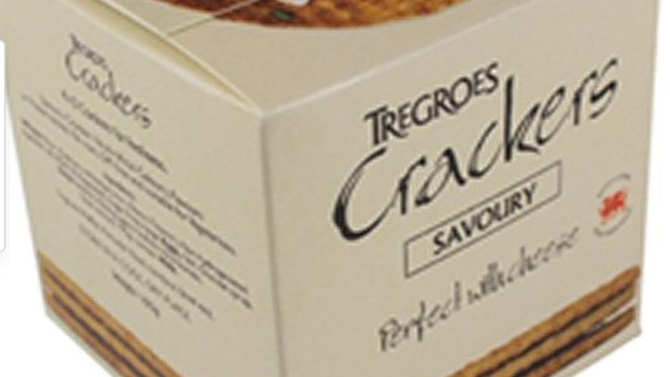Tregroes Savoury Crackers