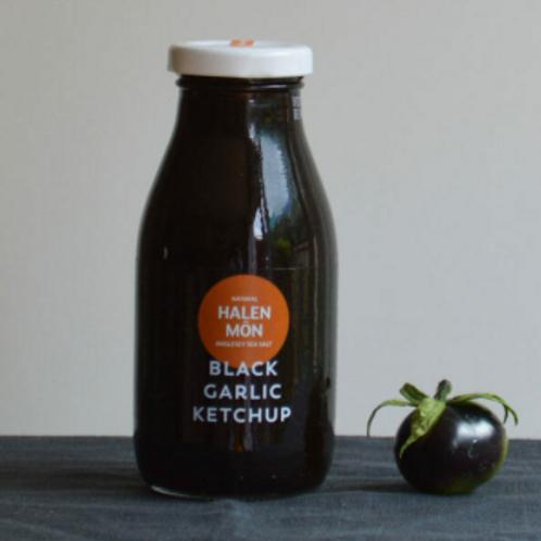 Black Garlic Ketchup Halen Mon