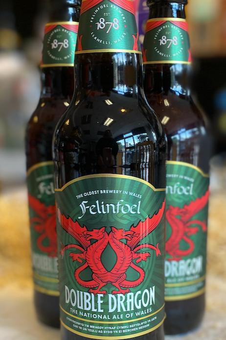 Felinfoel Double Dragon Ale