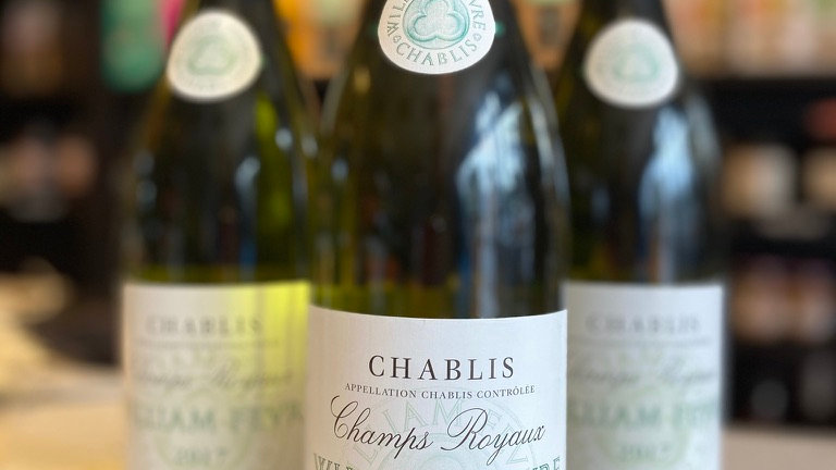 Chablis 2017 Superior White Wine