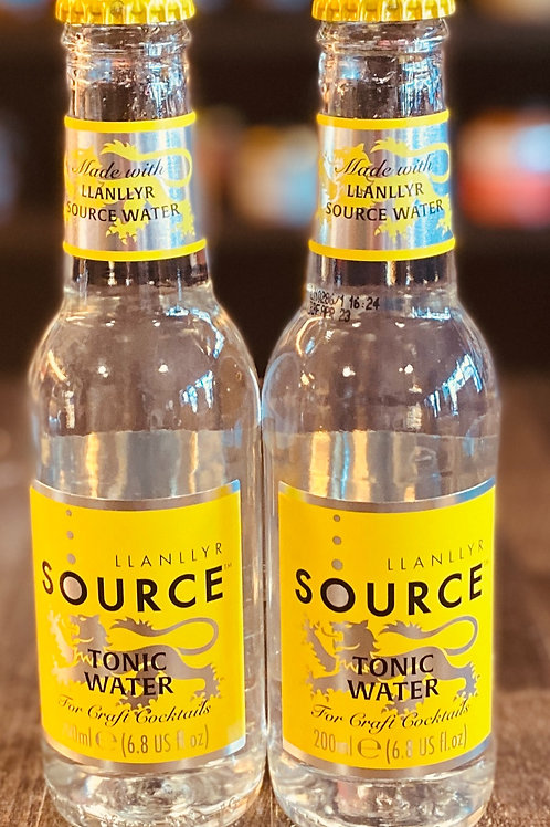 Tonic Water Llanllyr Source