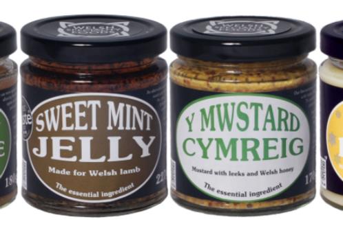 Welsh Condiments