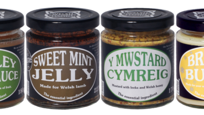 Welsh Foods Condiments