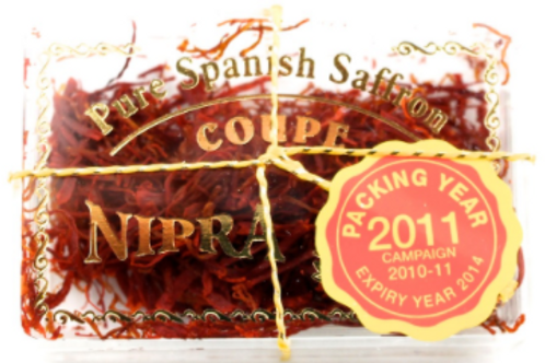 Saffron - Genuine Spanish