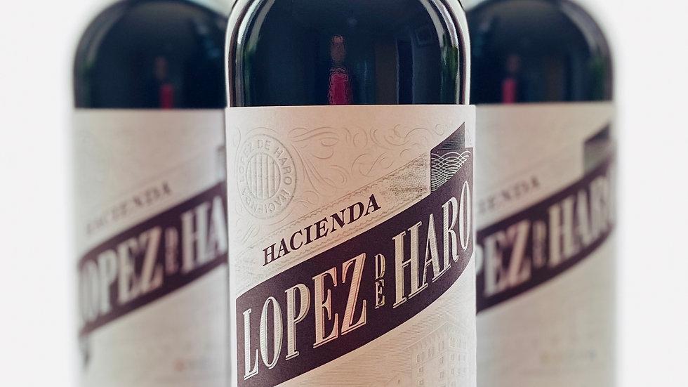Lopez de Haro Rioja Red Wine