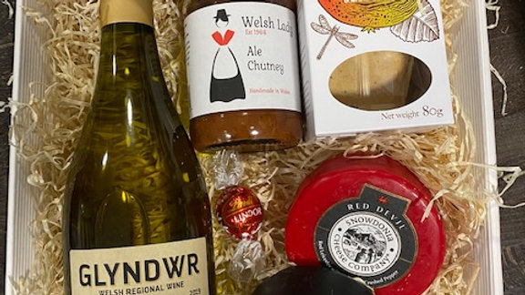 Welsh Wine Hamper