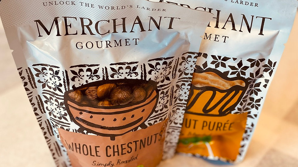 Chestnut Pouch