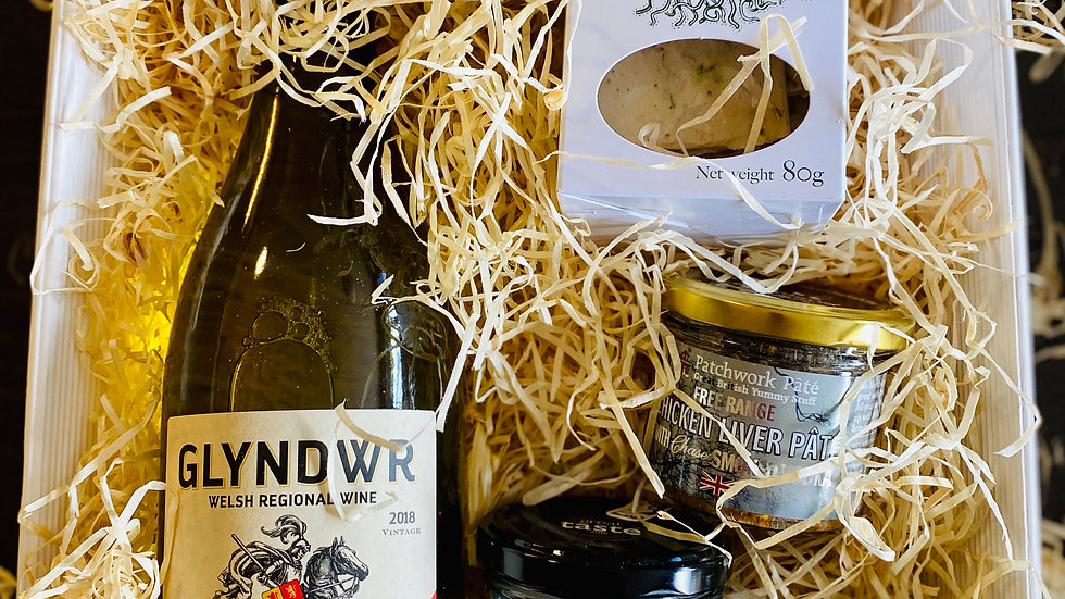 Welsh Gift Hamper