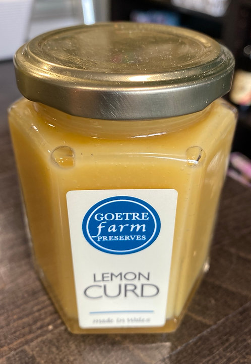 Welsh Lemon Curd