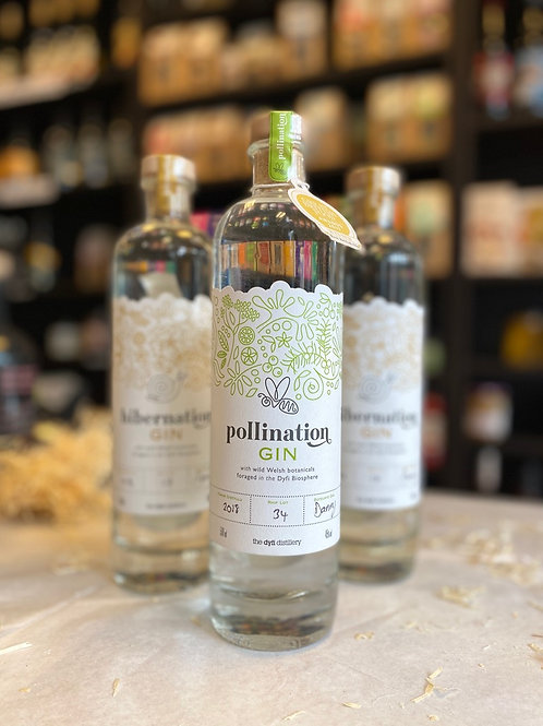 Dyfi Distillery Organic Gin