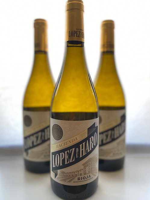 Lopez de Haro Rioja White Wine