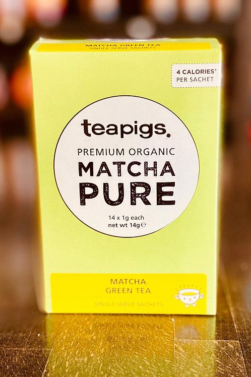Matcha Pure green tea