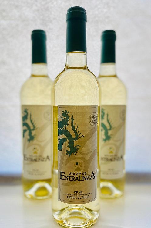 Solar de Estraunza Rioja White Wine