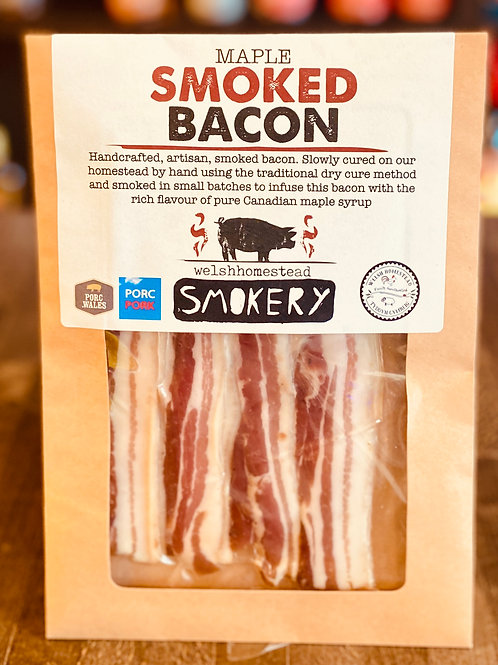 Maple Smoked Bacon