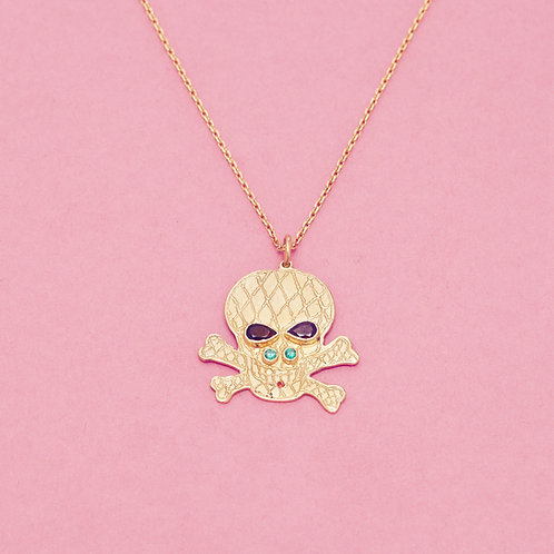 Jitender's Necklace