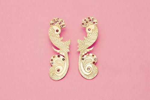 Pooja's Earrings