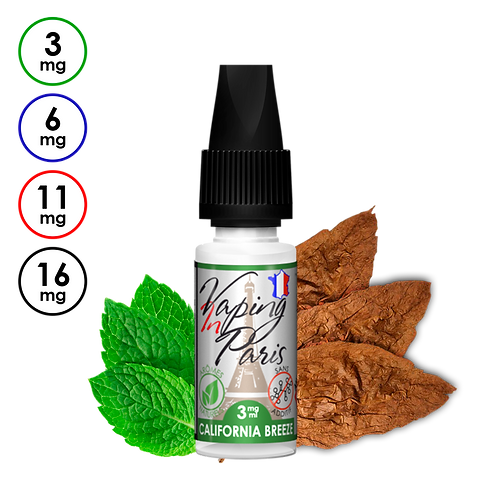 CALIFORNIA BREEZE 10ML