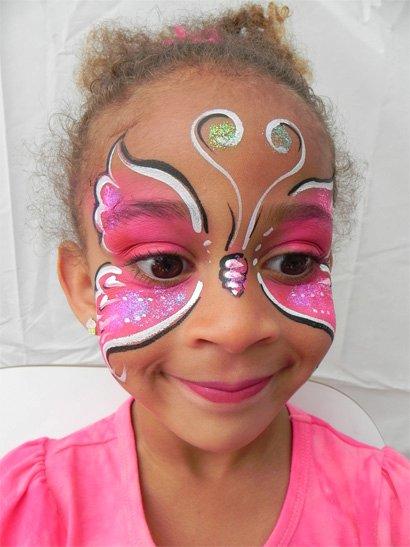 lol pink butterfly