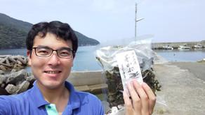 佐田岬半島と蒋淵