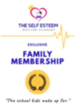 Family Membership at TSED Acadmy.png