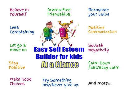 The Self Esteem Doctor Academy Topics (2