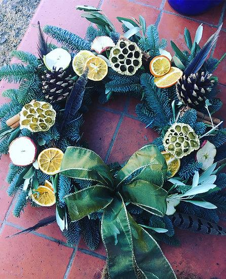 Bespoke Christmas Wreath