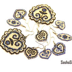 SashaSi Folklore collection
