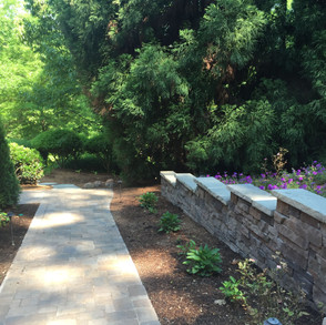 Retaining Walls Knoxville TN