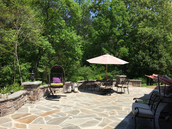 Stone Patio Knoxville