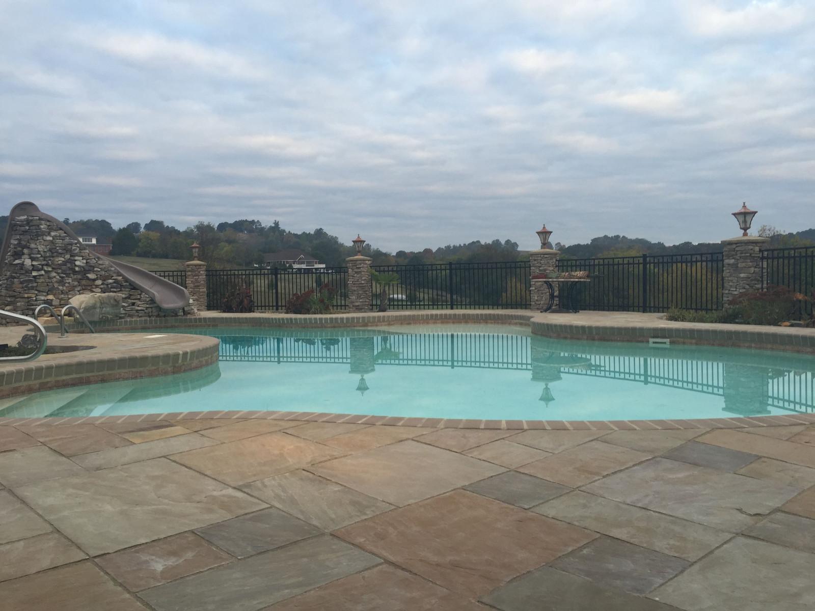 Swimming Pool Installation Pool Designer Knoxville Tn