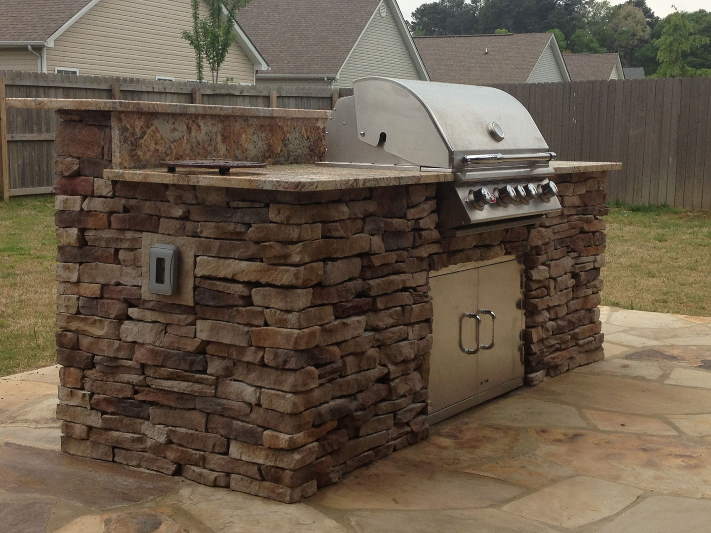 Outdoor Kitchen Knoxville TN