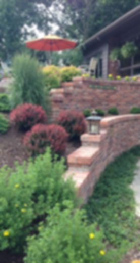 Landscaping Knoxville TN, that was designed and installed by Knoxville Land Design