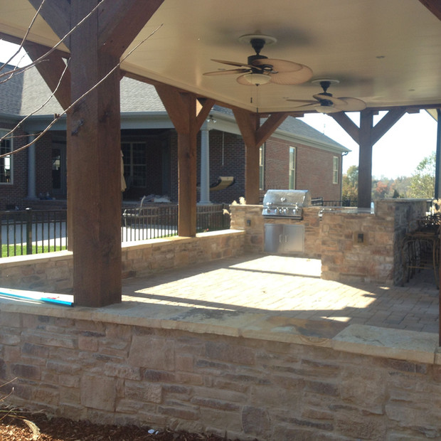 Stone Retaining Walls Knoxville TN