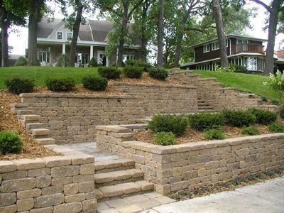 Belgard - Segmental Retaining Wall