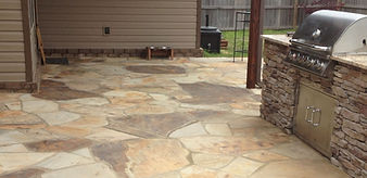 Stone Patios Knoxville TN