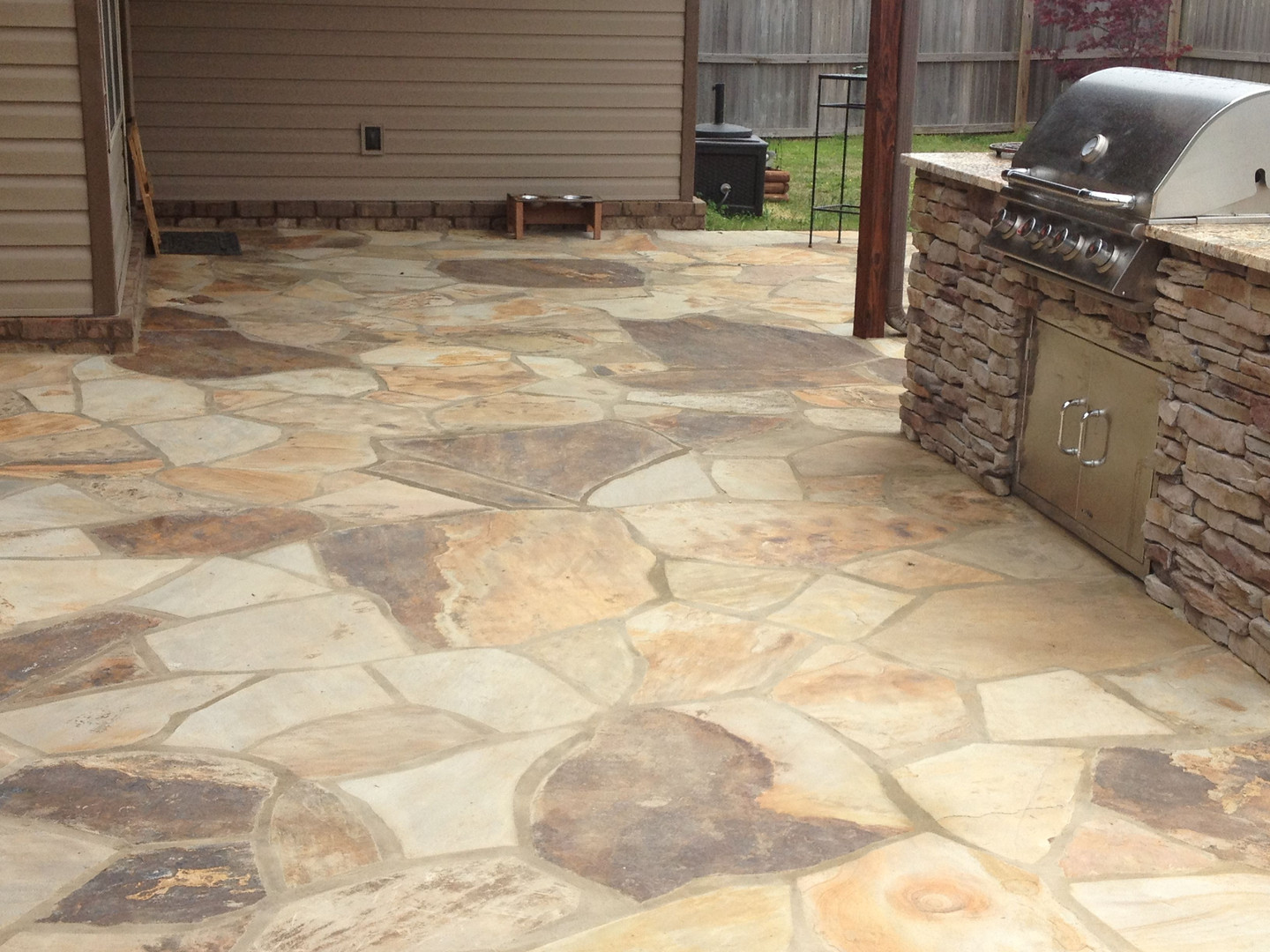 Stone Patio Knoxville TN
