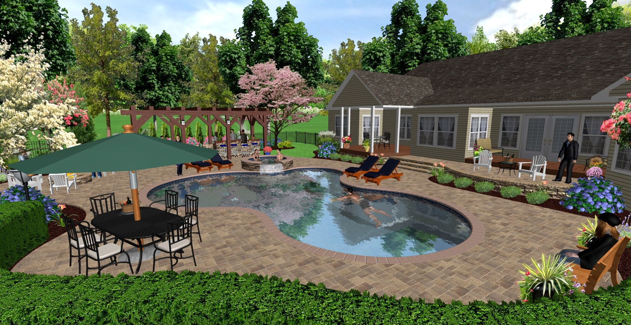Landscape Design Knoxville TN, landscape design knoxville, hardscaping knoxville, hardscapers knoxvi