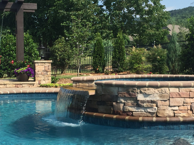 Gunite Pool & Spa Knoxville TN