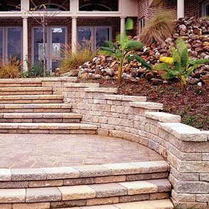 Belgard - Segmental Retaining Wall