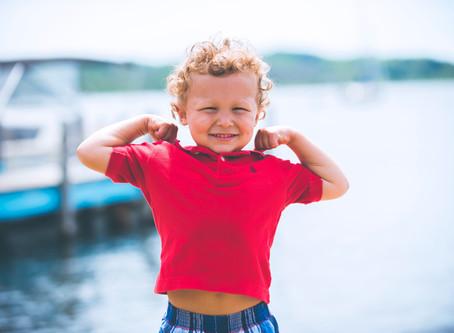 Your Child's Self-Esteem