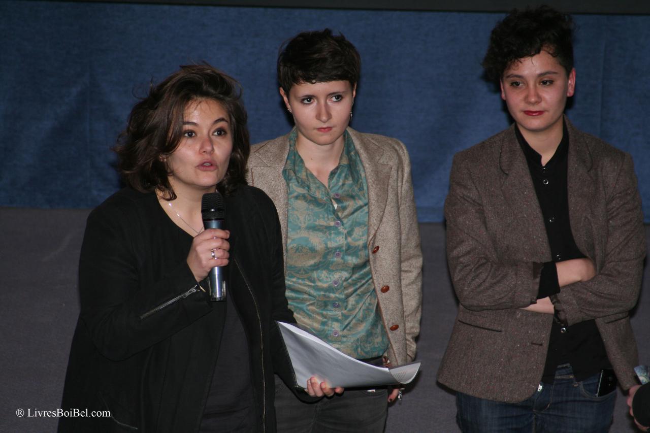 Remise du Prix Court métrage