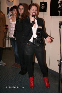 Cloé Deroy, photographe