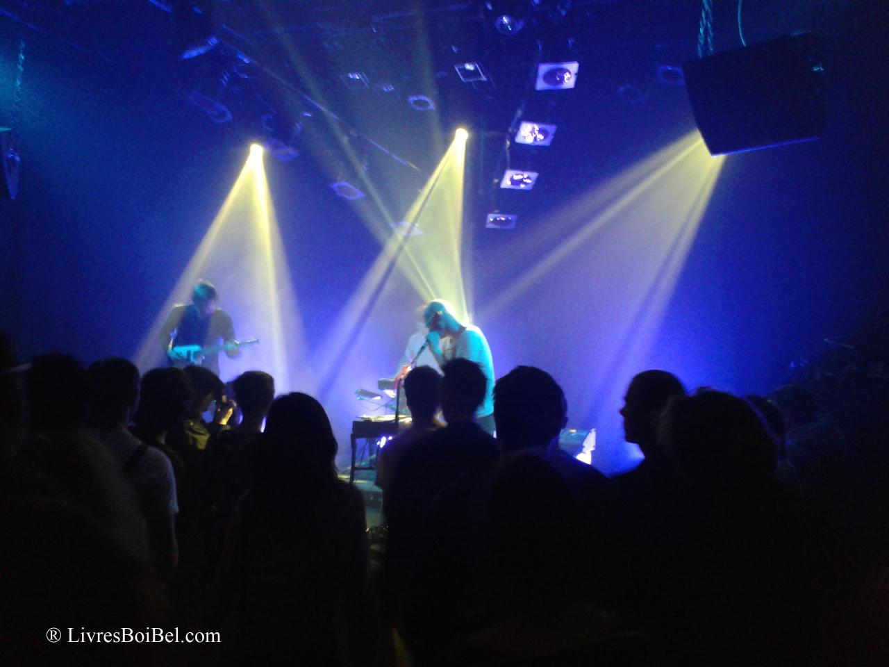 Concert Body beat