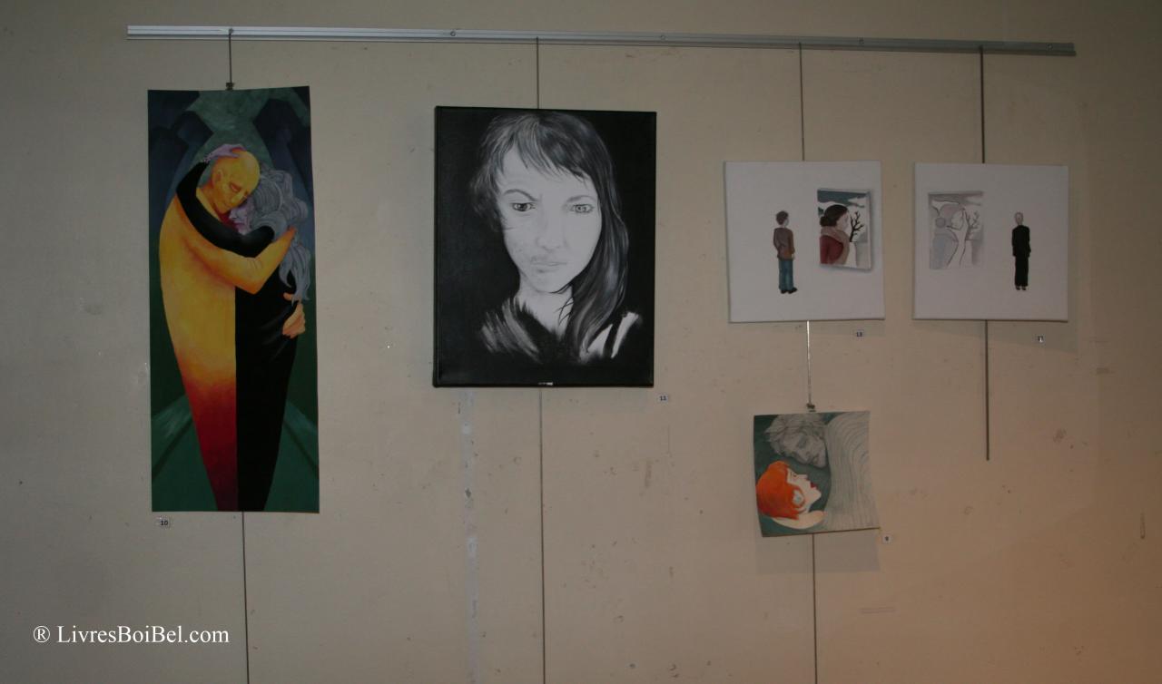 Exposition aux Studio