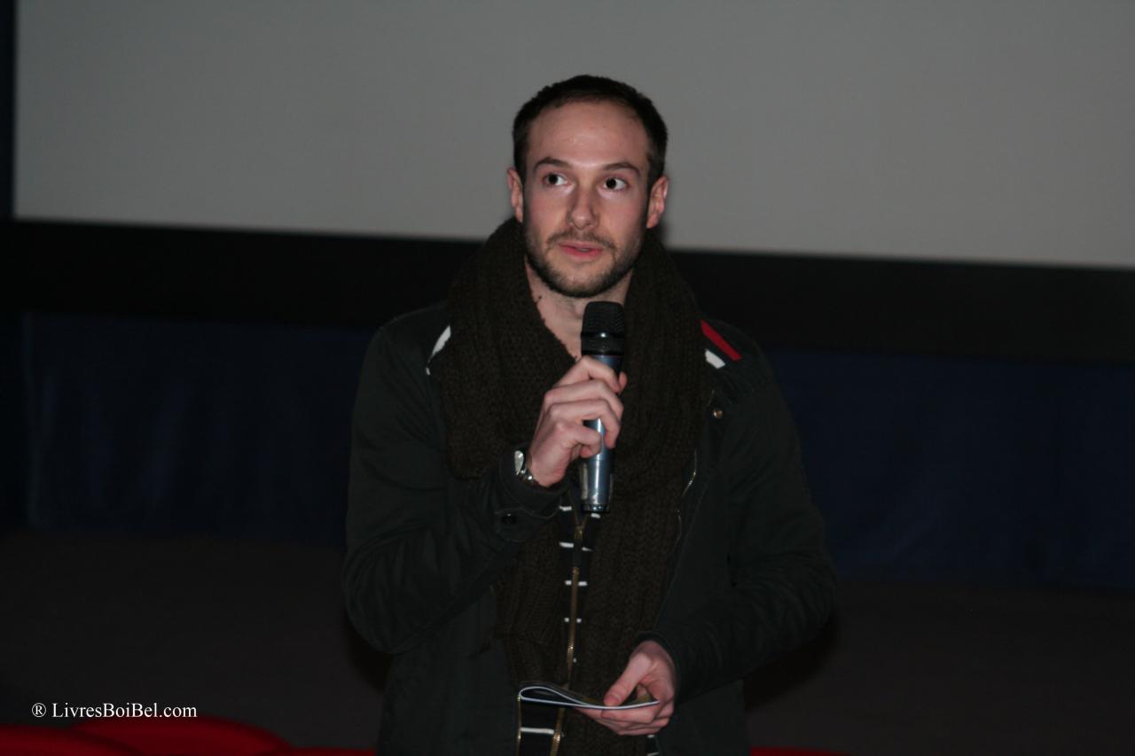 Présentation Ralph Konig