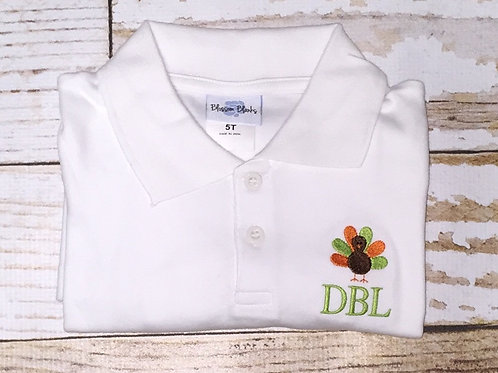 Turkey Mini-Design Polo