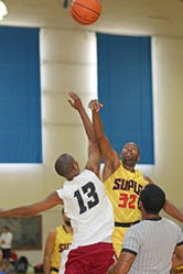 West Hollywood Sports Festival Gay Basketball