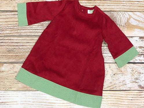 Corduroy Christmas Dresses