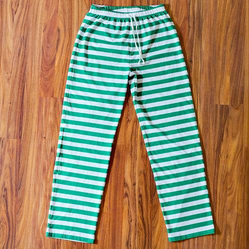 Kelly Stripe Adult Christmas Pajama Pants